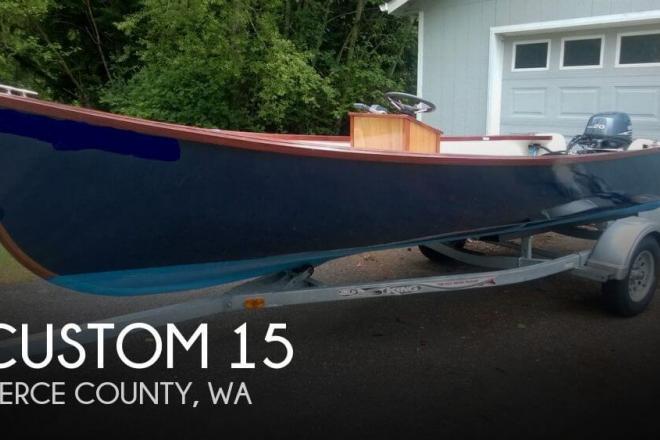 2011 Custom Built 15 - For Sale at Fox Island, WA 98333 - ID 69569