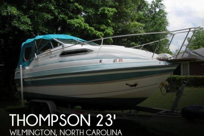 1989 Thompson 225 Daytona - For Sale at Wilmington, NC 28401 - ID 69674