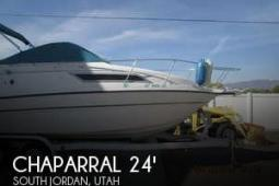 1996 Chaparral Signature 24