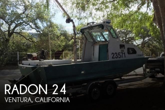 1974 Radon 24 - For Sale at Ventura, CA 93001 - ID 78717