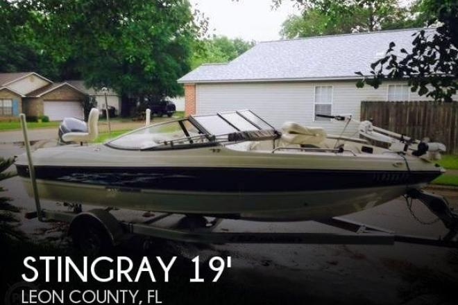 2013 Stingray 191 LX Fish and Ski - For Sale at Tallahassee, FL 32395 - ID 75027