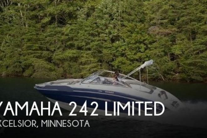 2011 Yamaha 242 Limited - For Sale at Excelsior, MN 55331 - ID 68884