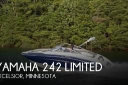 2011 Yamaha 242 Limited