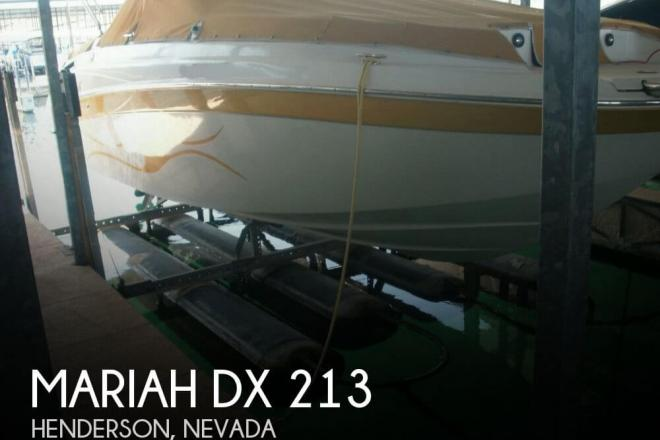 2006 Mariah DX 213 - For Sale at Henderson, NV 89002 - ID 78712