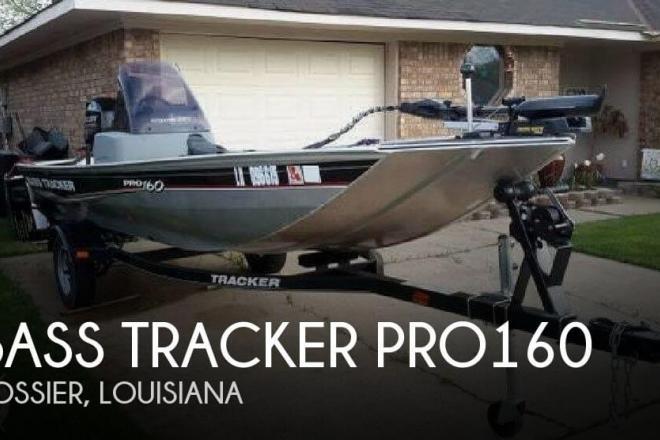 2013 Bass Tracker Pro160 - For Sale at Bossier City, LA 71112 - ID 67745