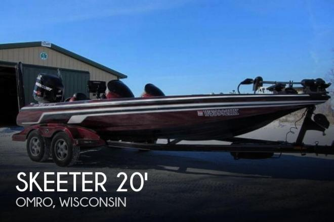 2008 Skeeter 20 I Class Series - For Sale at Omro, WI 54963 - ID 69954