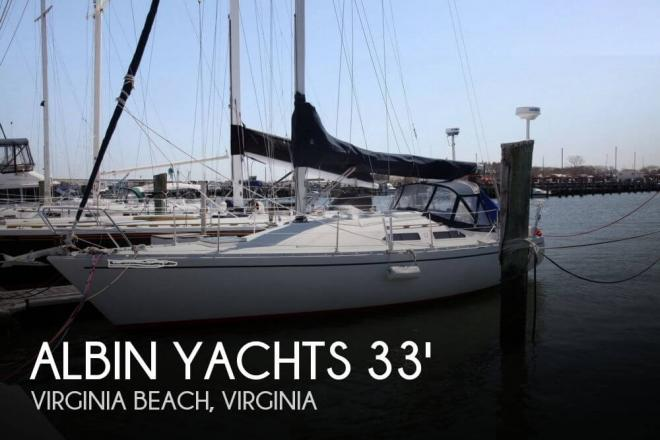 1985 Albin 33 Nova - For Sale at Cape Charles, VA 23310 - ID 67413