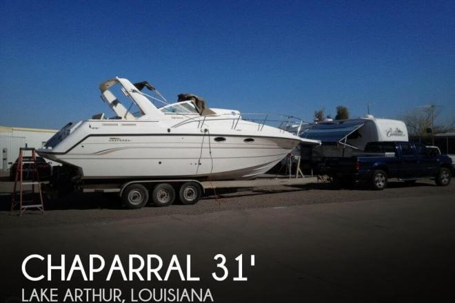 1997 Chaparral 31 Signature - For Sale at Lake Arthur, LA 70549 - ID 68574