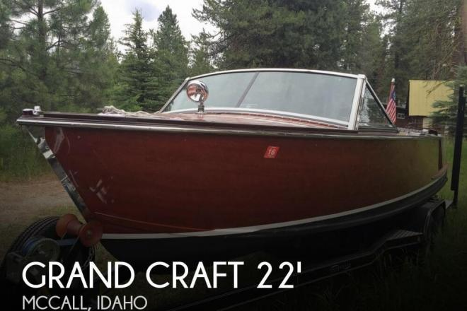 2007 Grand Craft 22 Runabout - For Sale at McCall, ID 83638 - ID 67110