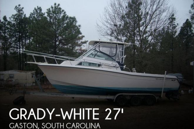1996 Grady White 272 Sailfish - For Sale at Gaston, SC 29053 - ID 66889