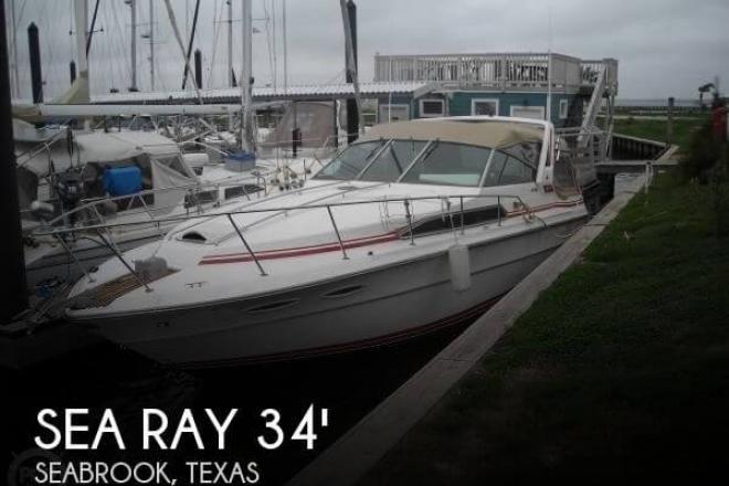 1989 Sea Ray 340 Sundancer - For Sale at Seabrook, TX 77586 - ID 67158