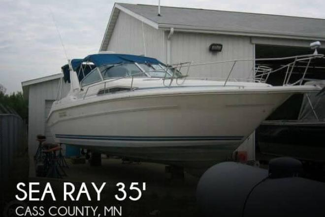 1990 Sea Ray 310 Sundancer - For Sale at Walker, MN 56484 - ID 72028