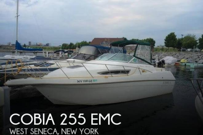 1995 Cobia 255 EMC - For Sale at West Seneca, NY 14218 - ID 66307