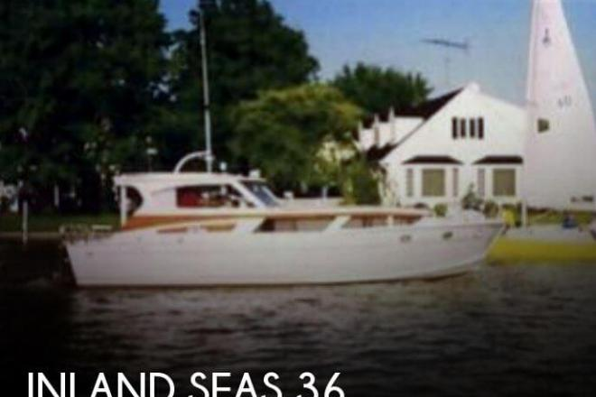 1966 Inland Seas 36 - For Sale at Vermilion, OH 44089 - ID 65925