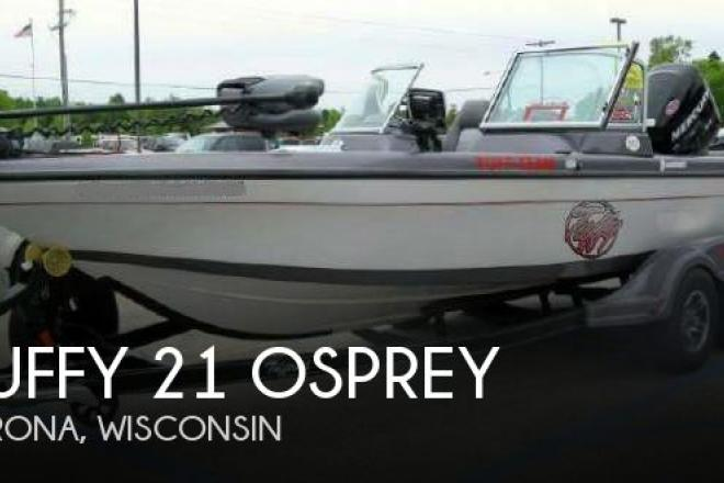 2012 Tuffy 21 Osprey - For Sale at Verona, WI 53593 - ID 65852