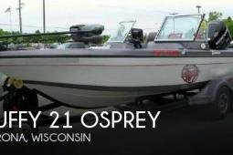 2012 Tuffy 21 Osprey