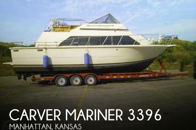 1981 Carver Mariner 3396 - For Sale at Manhattan, KS 66502 - ID 65658