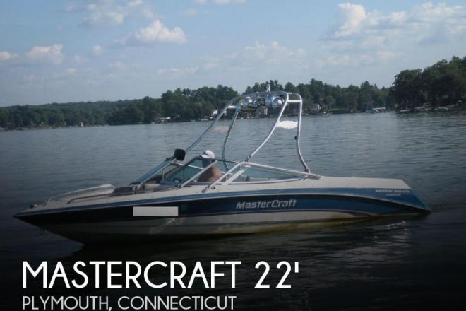 1994 Mastercraft Maristar VRS 225 - For Sale at Plymouth, CT 6782 - ID 65300