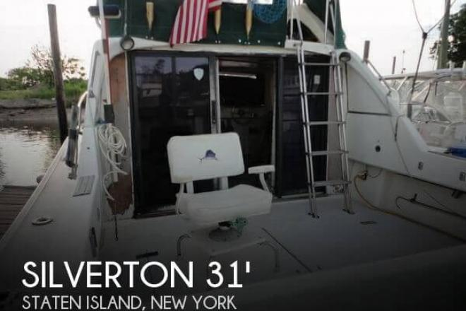 1979 Silverton 31 Convertible - For Sale at Staten Island, NY 10301 - ID 65087
