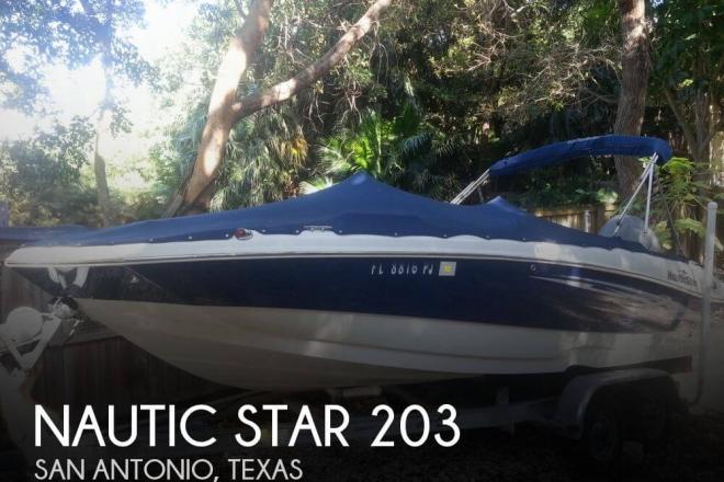 2012 Nautic Star 203 - For Sale at San Antonio, TX 78201 - ID 64700