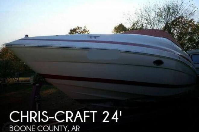 1998 Chris Craft 240 Cuddy Cabin - For Sale at Diamond City, AR 72630 - ID 67311