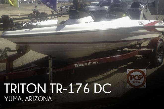2006 Triton TR-176 DC - For Sale at Yuma, AZ 85364 - ID 64645