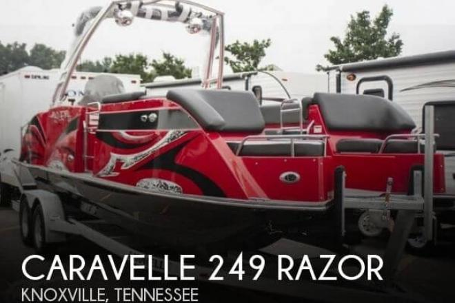 2014 Caravelle 249 Razor - For Sale at Knoxville, TN 37901 - ID 72468