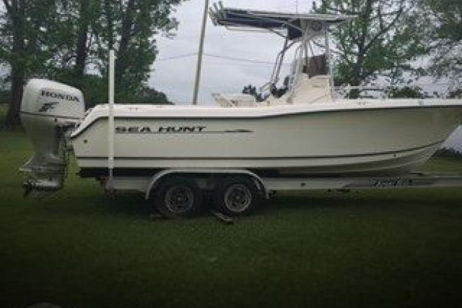 2004 Sea Hunt 232 Triton - For Sale at Petal, MS 39465 - ID 65865