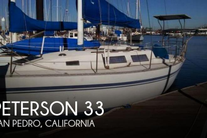 1980 Peterson 33 - For Sale at San Pedro, CA 90731 - ID 63866