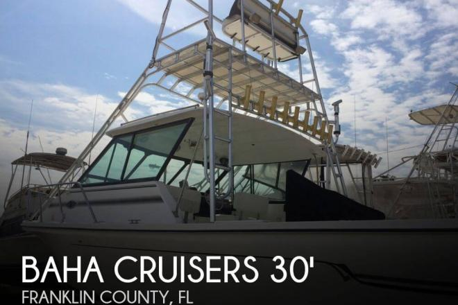 1995 Baha Cruisers 299 Fisherman - For Sale at Apalachicola, FL 32329 - ID 63662