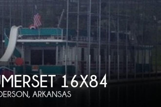 1997 Sumerset Houseboats 16X84 - For Sale at Henderson, AR 72544 - ID 62794