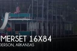 1997 Sumerset Houseboats 16X84