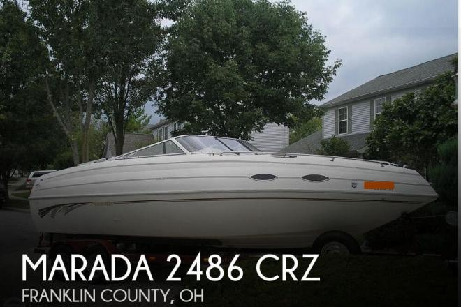 1998 Marada 2486 CRZ - For Sale at Hilliard, OH 43026 - ID 74679