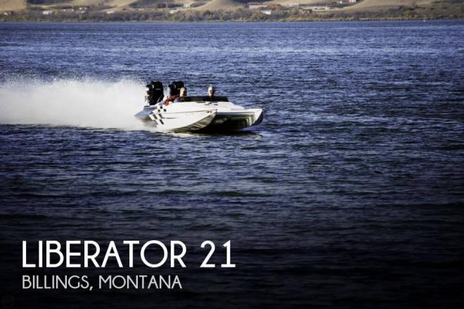 2002 Liberator 21 - For Sale at Billings, MT 59101 - ID 66865