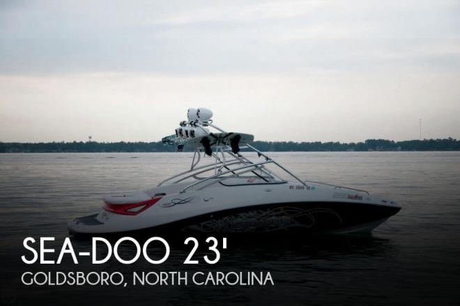 2008 Sea Doo 230 Wake Edition - For Sale at Goldsboro, NC 27532 - ID 62547