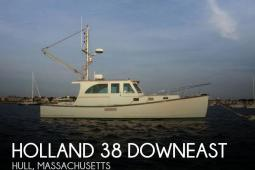 2002 Holland 38 Downeast