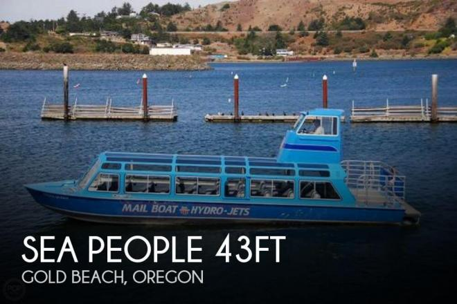 1987 Sea People 43ft - For Sale at Gold Beach, OR 97444 - ID 61731
