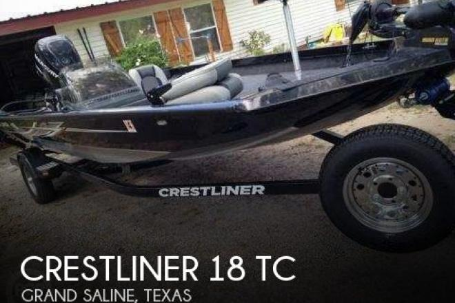 2012 Crestliner 18 TC - For Sale at Grand Saline, TX 75140 - ID 61084