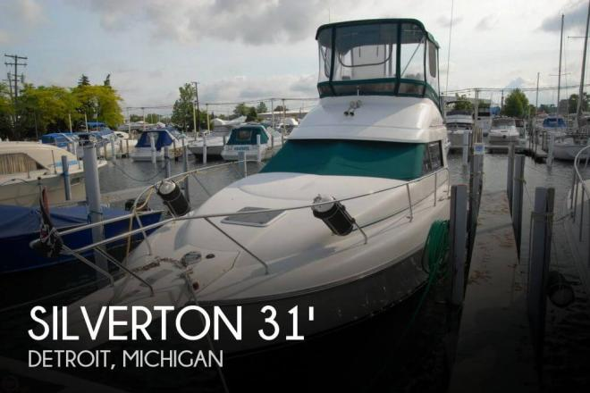 1992 Silverton 31 CONVERTIBLE - For Sale at Detroit, MI 48201 - ID 59864