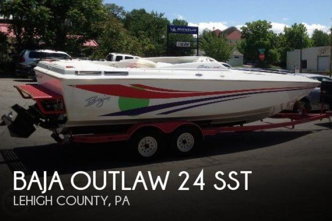 1995 Baja Outlaw 24 SST - For Sale at Allentown, PA 18101 - ID 58865