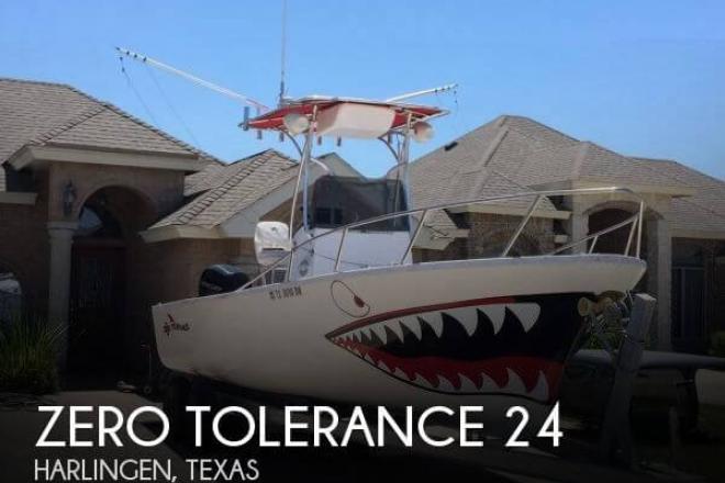 1983 Zero Tolerance 24 - For Sale at Harlingen, TX 78550 - ID 56301