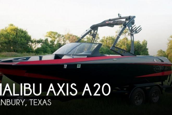 2012 Malibu Axis A20 - For Sale at Danbury, TX 77534 - ID 58778