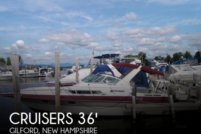 1988 Cruisers 3170 Esprit - For Sale at Gilford, NH 3249 - ID 73916