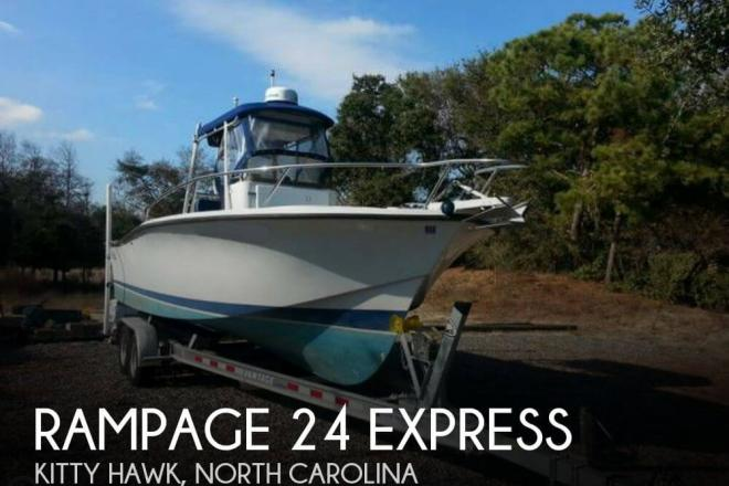 1985 Rampage 24 Express - For Sale at Kitty Hawk, NC 27949 - ID 53332