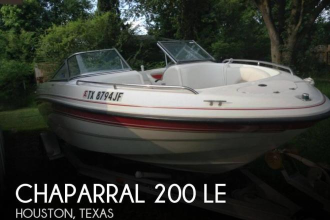 1999 Chaparral 200 LE - For Sale at Houston, TX 77001 - ID 52488