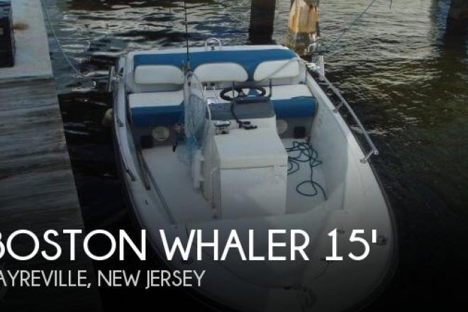1994 Boston Whaler 15 Jet Outrage - For Sale at Bedford, NY 10506 - ID 53472