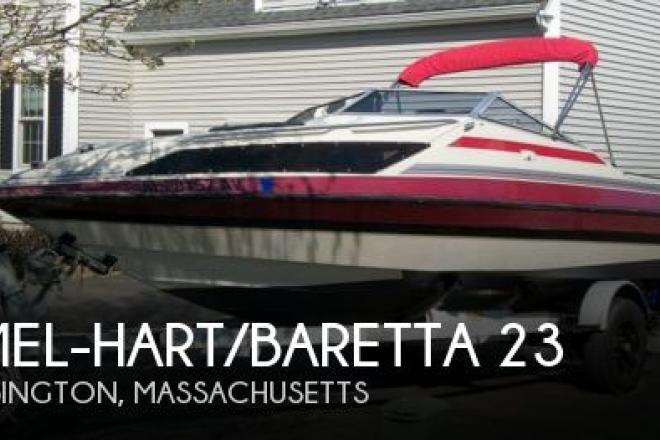 1989 Mel Hart 23 - For Sale at Abington, MA 2351 - ID 51172