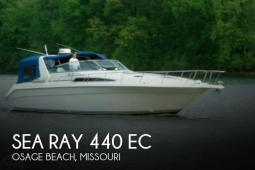 1990 Sea Ray 440 EC