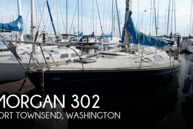 1973 Morgan 302 - For Sale at Port Townsend, WA 98368 - ID 51127