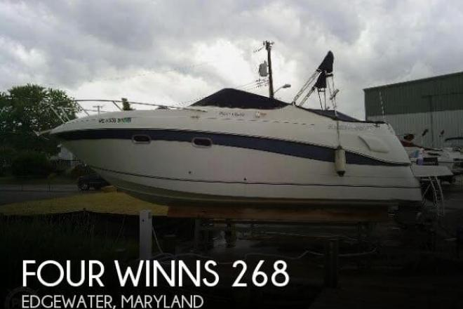 2000 Four Winns 268 - For Sale at Edgewater, MD 21037 - ID 48610